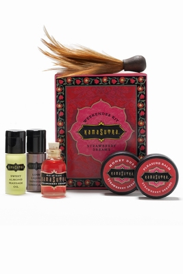 KamaSutra Weekender Kit - Strawberry