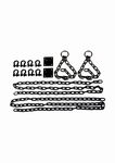 Schlossmeister universele ketting set