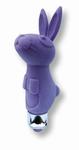 Ramsey Rabbit Multi Massager, 7 speed, paars
