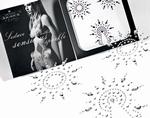 Body Sierraden set - Petits Joujoux Gloria, zilver