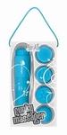 Pocket Rocket - Toy Joy Funky Massager, blauw